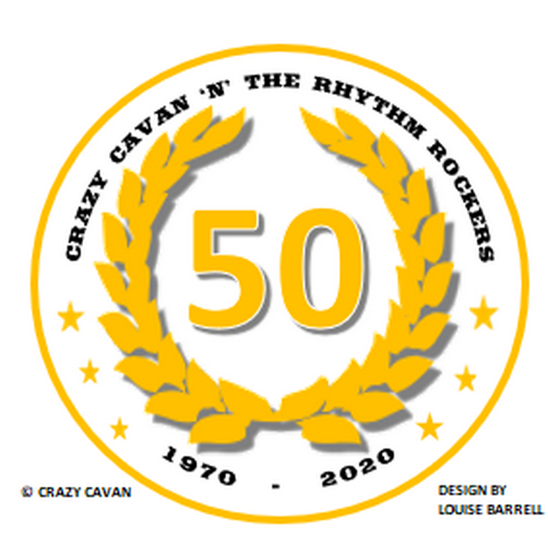 CRAZY CAVAN 50TH ANNIVERSARY