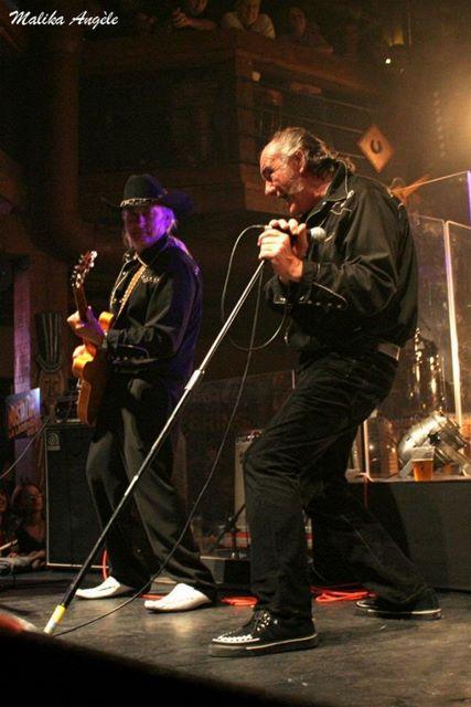 Crazy Cavan And The Rhythm Rockers Mr Cool